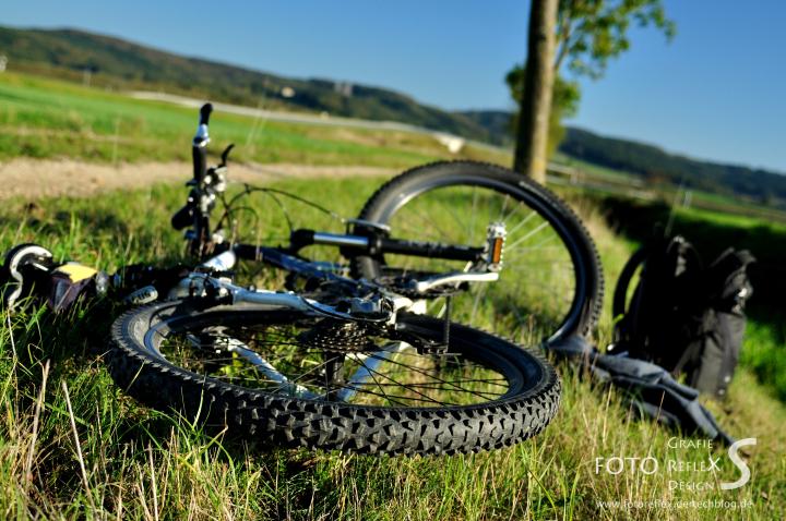 Mein Mountainbike